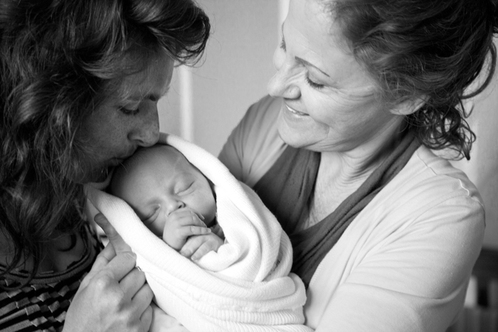 Daniel, 9 hours old, Newborn photo shoot