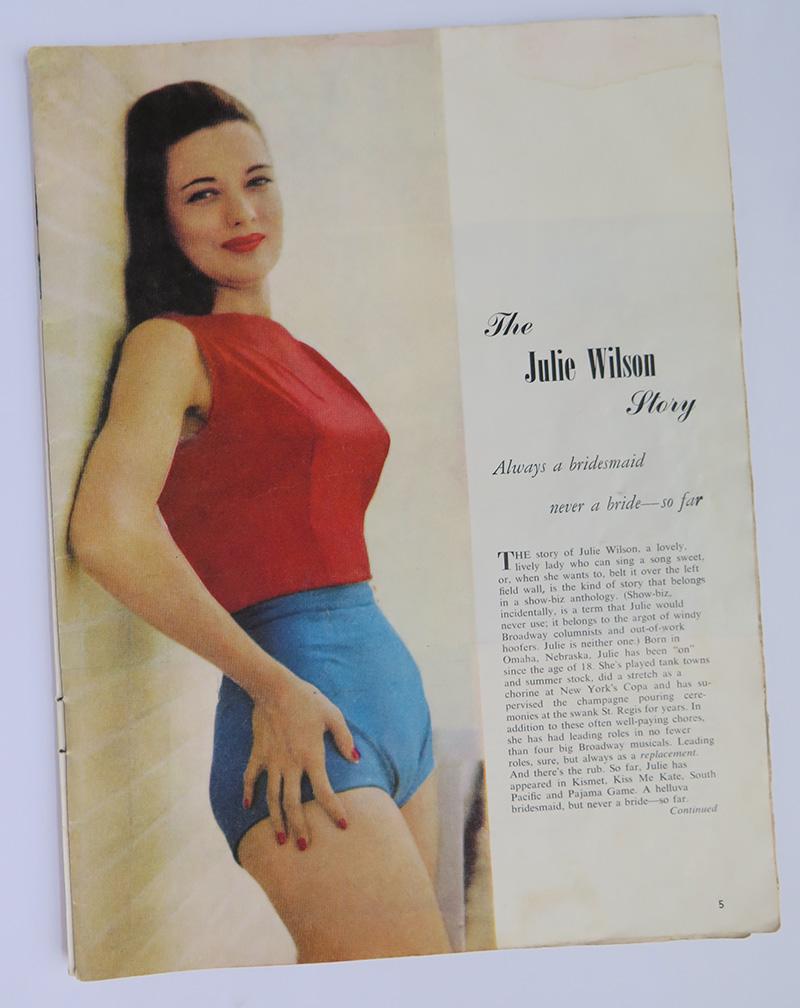 Escapade Magazine February 1958 - 05