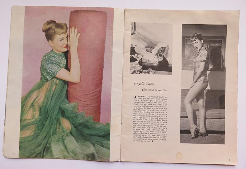 Escapade Magazine February 1958 - 07