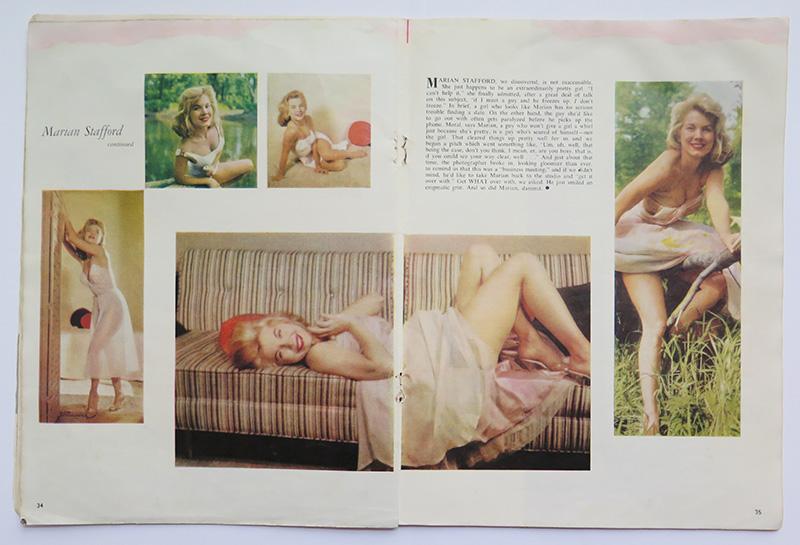 Escapade Magazine February 1958 - 10