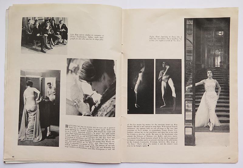 Escapade Magazine February 1958 - 12