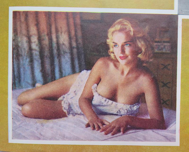 Escapade Magazine February 1958 - 14