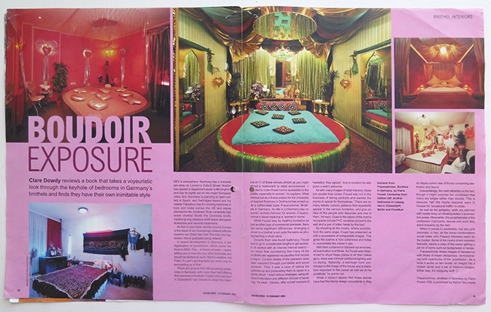 Boudoir Exposure Article