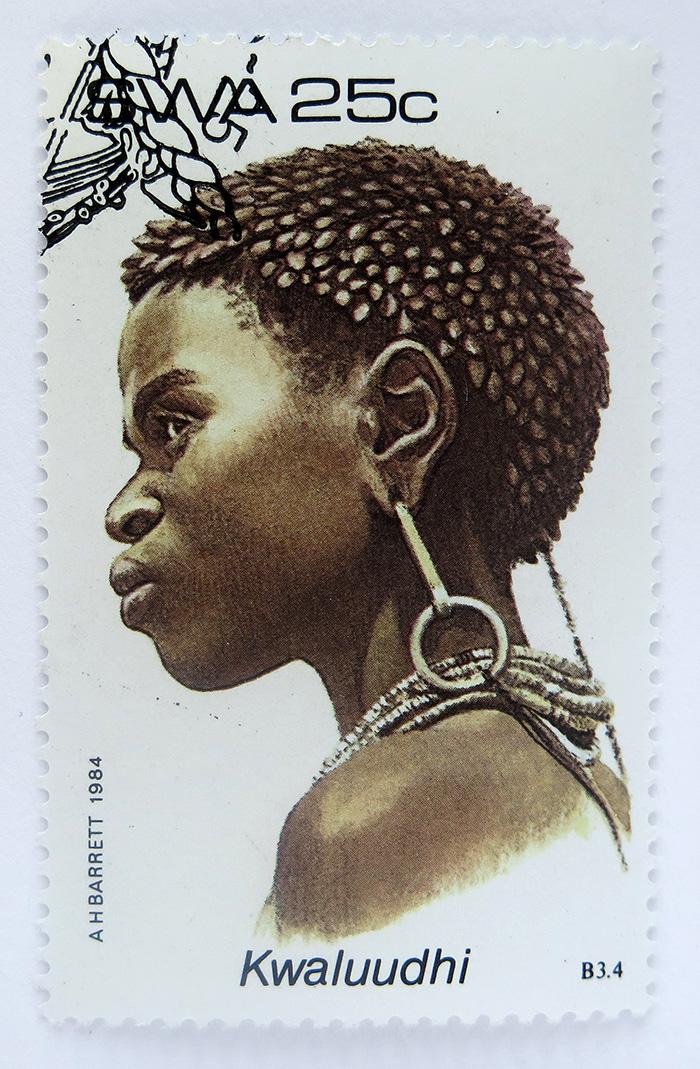 Kwaluudhi Woman