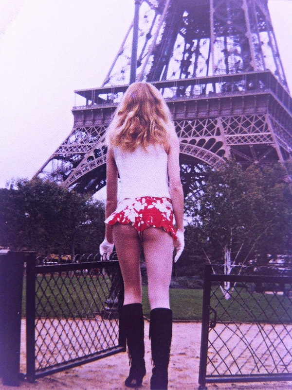 New Yorker, Paris, 1999