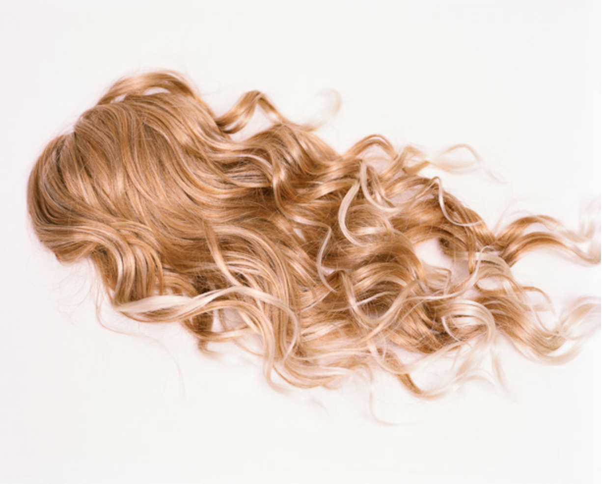 Hair Extensions, London, UK. From Zed Nelsons book Love Me