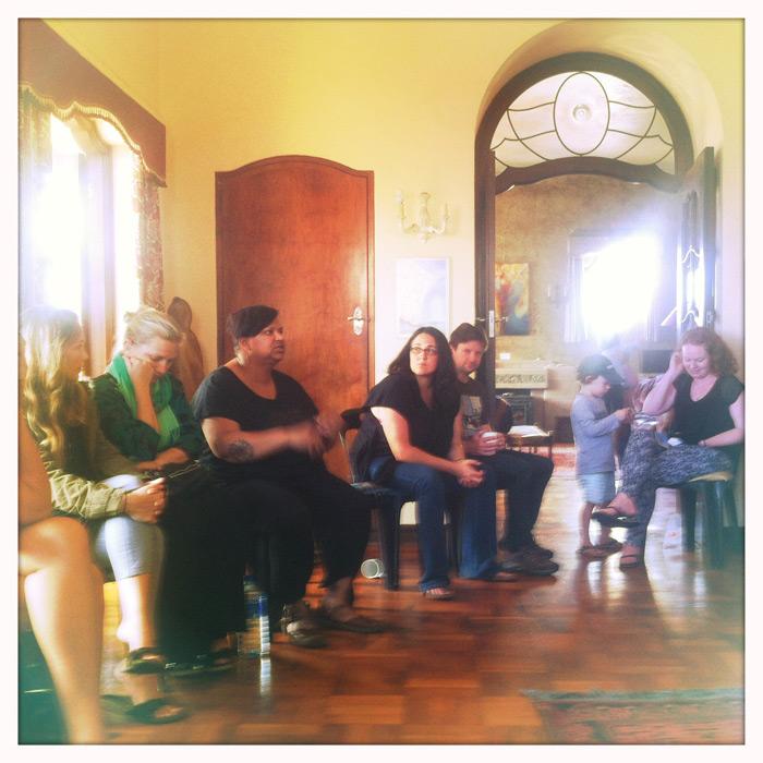 HomeBirth Gathering Cape Town 001