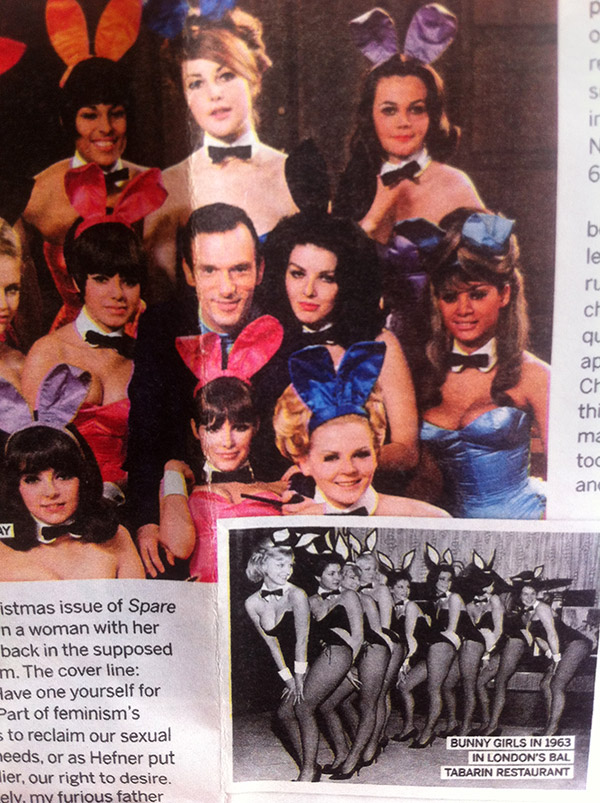 Feminist Icon - Article about Playboy 3