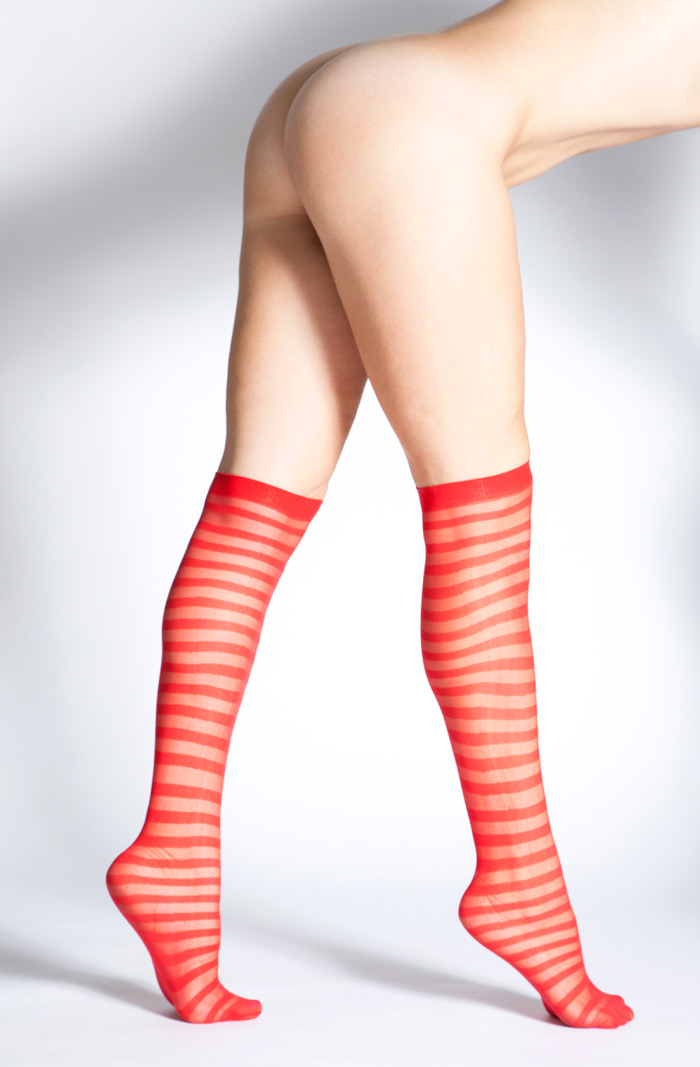 The Collection -STOCKINGS & SOCKS - no. 033 Catalogued for TheSofterSex