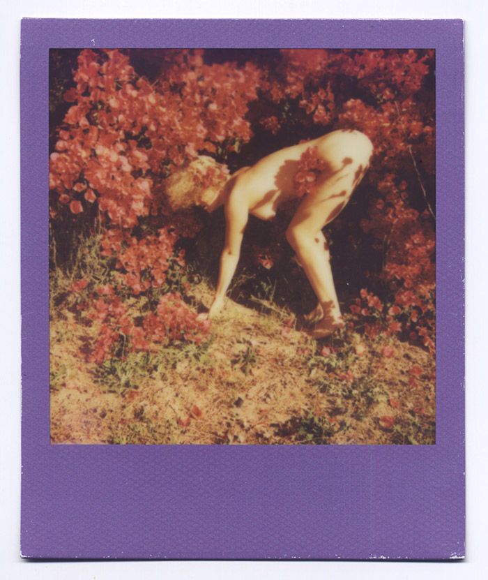 PolaroidWomen-3 Instant Images of Nudes by Leah Hawker Cape Town Photographer