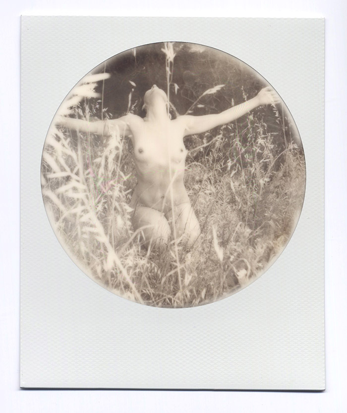 PolaroidWomen-4 Instant Images of Nudes by Leah Hawker Cape Town Photographer