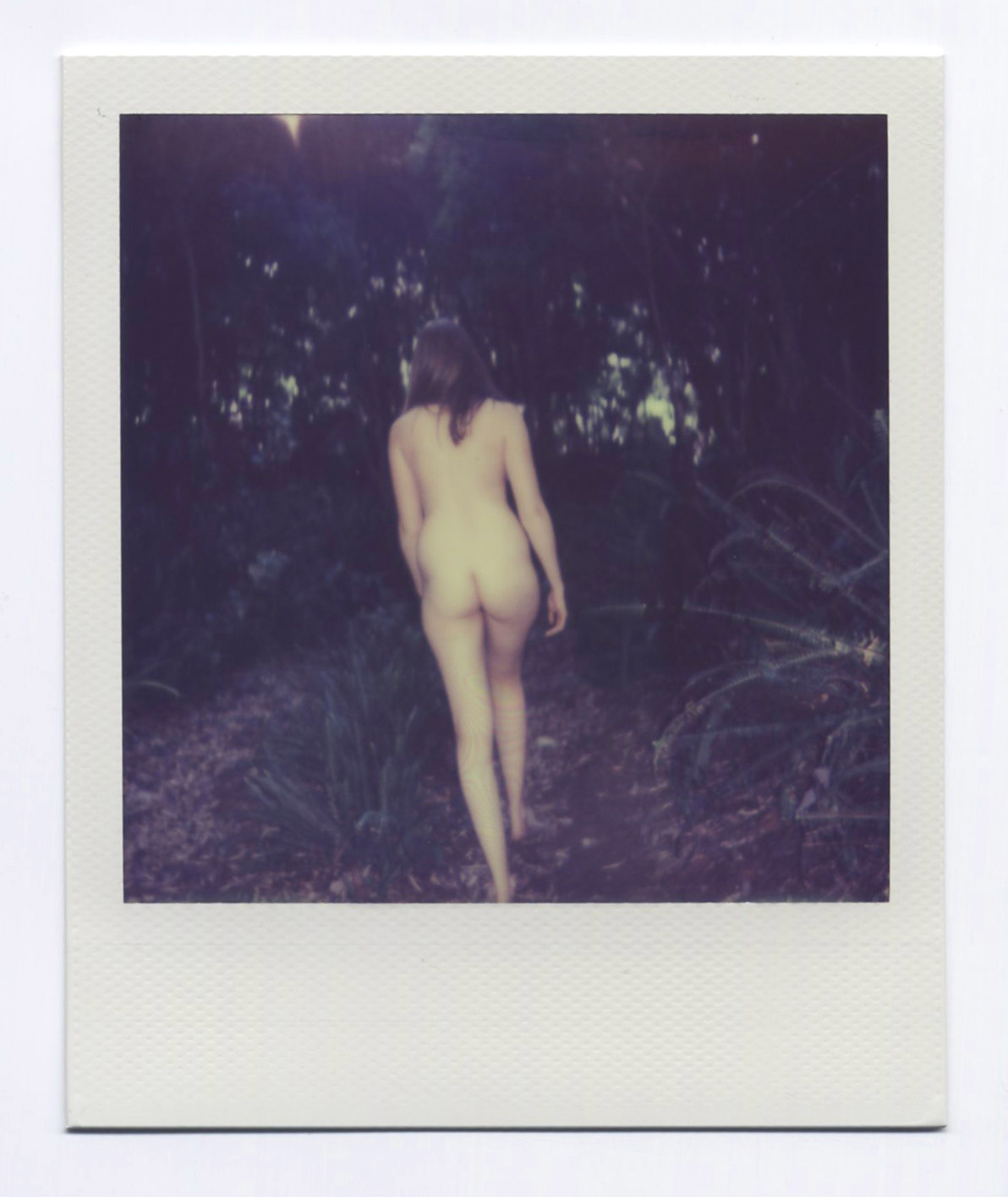 PolaroidWomen-7 Instant Images of Nudes by Leah Hawker Cape Town Photographer