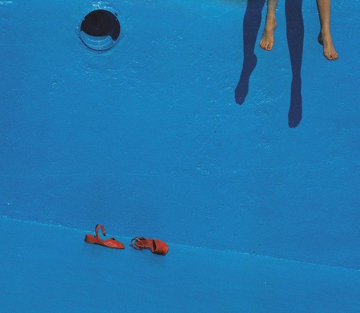 Guy Bourdin for Charles Jourdan shoes ad campaigns 001