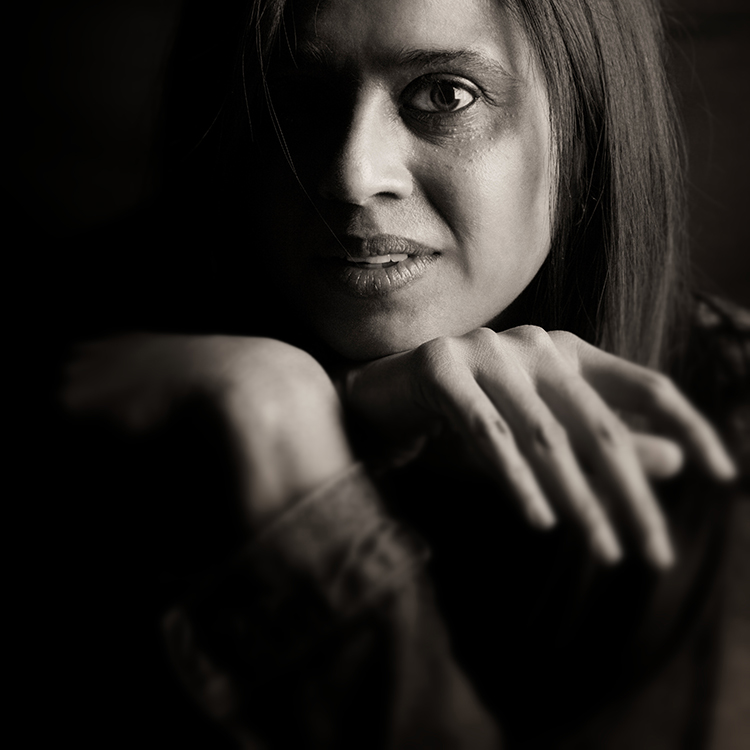 Aneesa Rasool -Midwives & Doulas of South Africa - Portraits by Leah Hawker