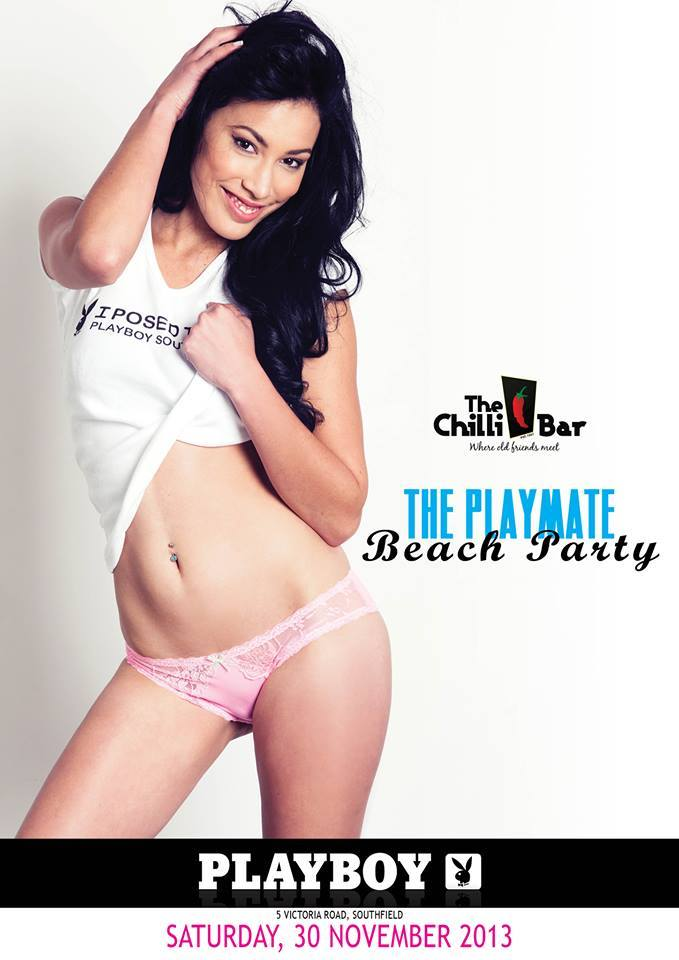 Panties for Playboy